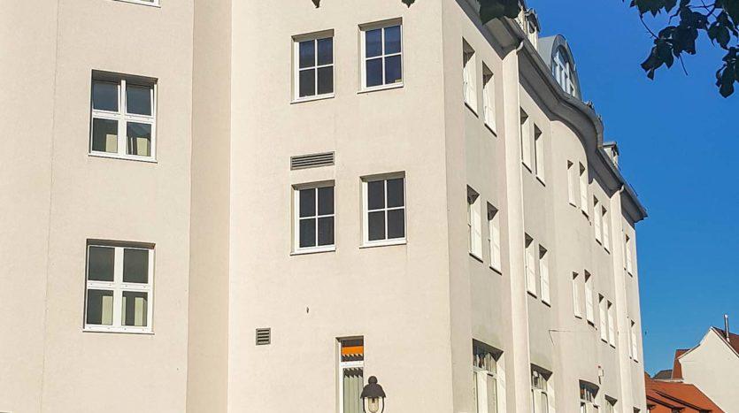 Immobilien - Wohnen in Suhl / Wohnung im Stadtzentrum Suhl