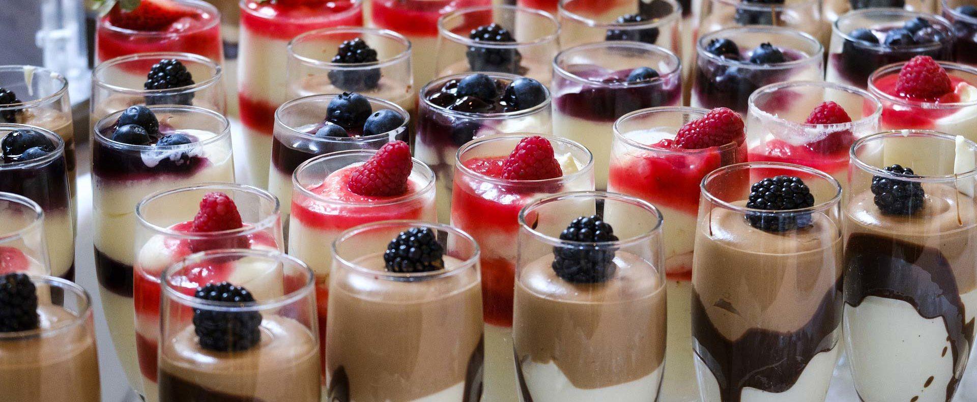Catering / Partyservice - Mousse au Chocolat